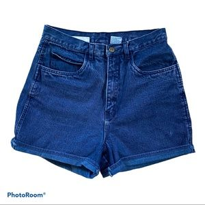 5/$20 Vintage • Super High Rise Denim Shorts